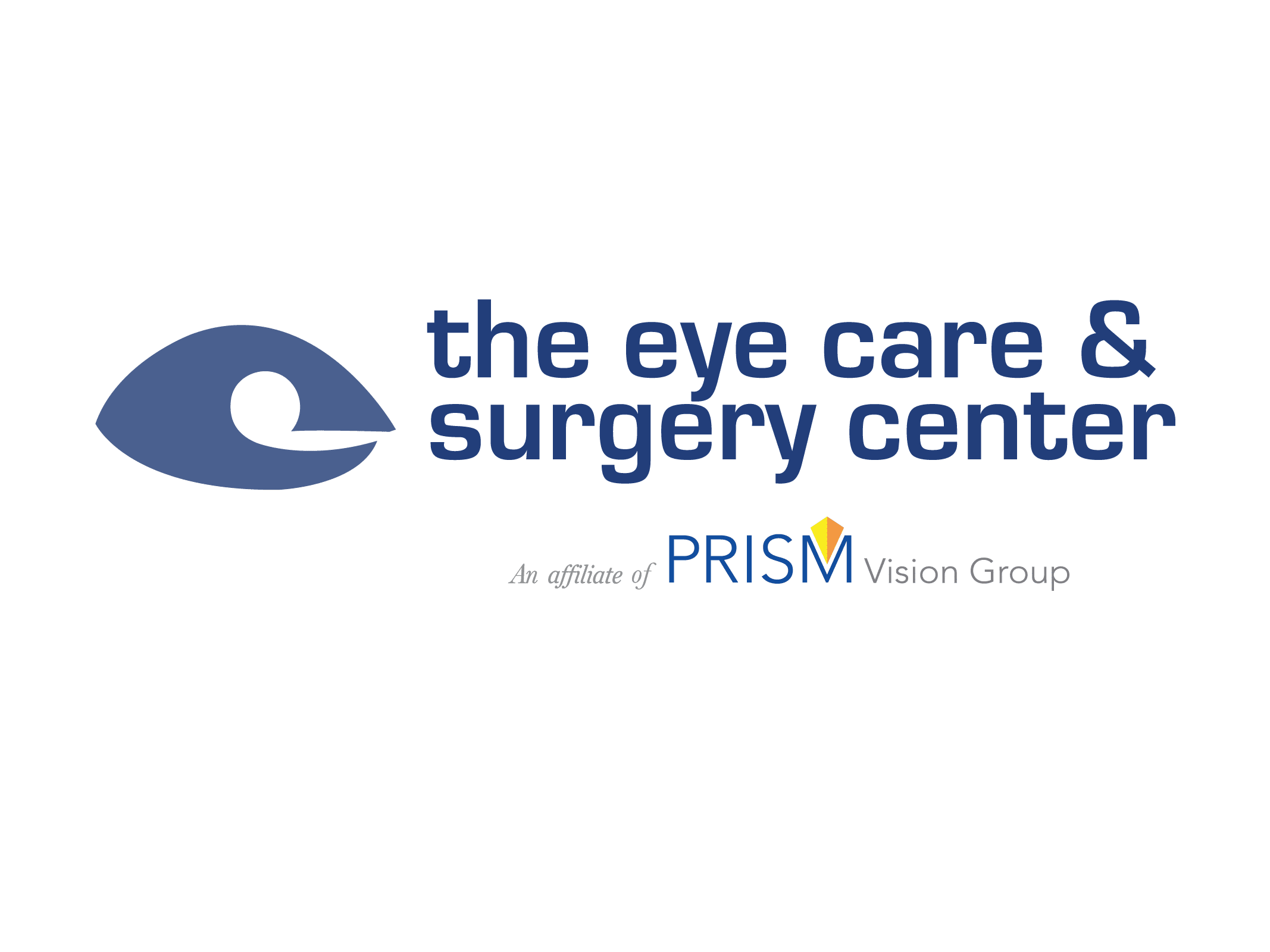 The Eye Care & Surgery Center logo