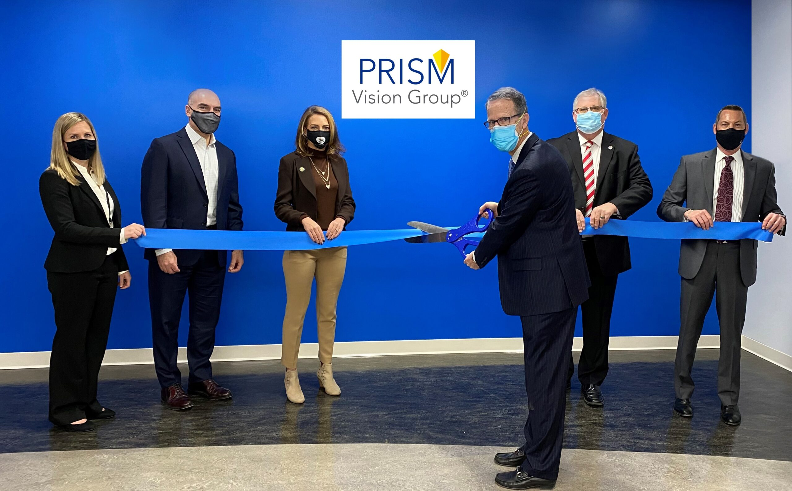 PRISM Vision Group® Moves Headquarters to Berkeley Heights